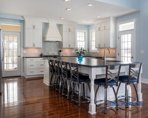 Michigan Kitchen Remodel by Odd Fellows Contracting