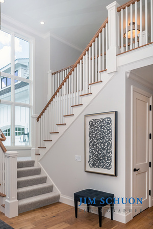 Glass Associates Grand Stairway Kalamazoo